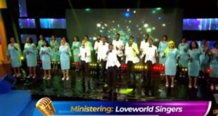 Faithful And Just By Rita Soul &Amp; Loveworld Singers