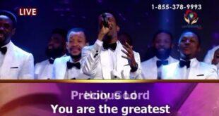 Precious Lord By Pastor Saki &Amp; Loveworld Singers [Lyrics &Amp; Mp3]