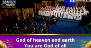 God Of Heaven And Earth By Loveworld Singers [Lyrics &Amp; Mp3]