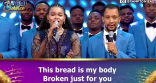 He Did It All (Communion Song) By Loveworld Singers [Lyrics &Amp; Mp3]