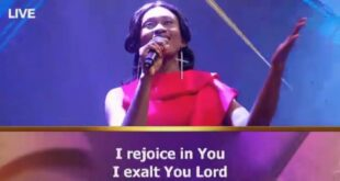 I Rejoice In You By Chookar &Amp; Loveworld Singers [Lyrics &Amp; Mp3]