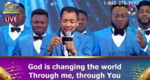 God Is Changing The World By Eli-J &Amp; Loveworld Singers [Lyrics &Amp; Mp3]