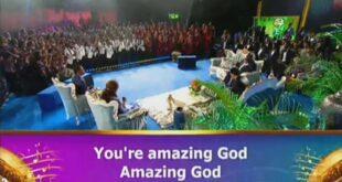 Amazing God By Simeon Rich &Amp; Loveworld Singers [Lyrics &Amp; Mp3]